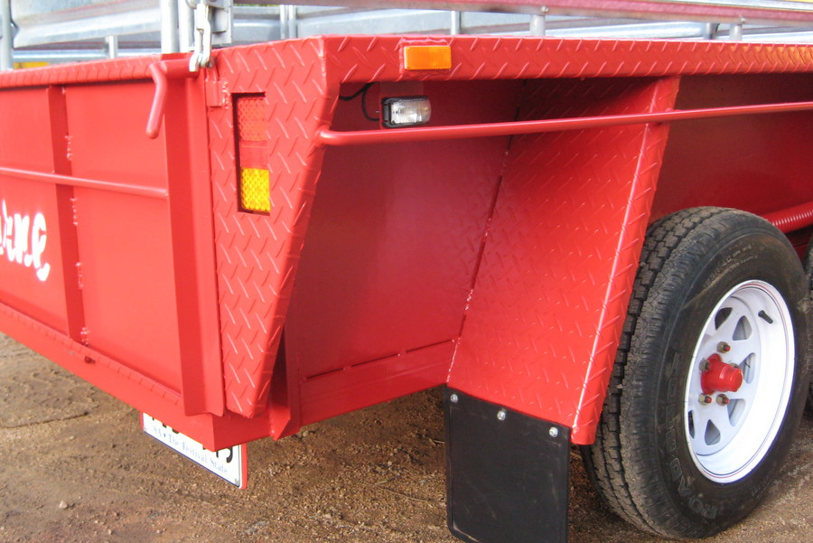 Trailer recessed tail lights bourne engineers trailer recessed tail lights aloadofball Images